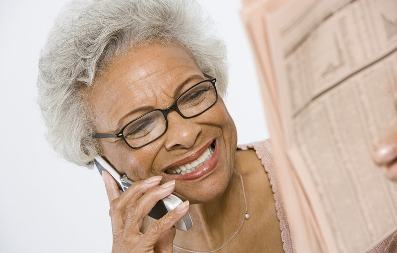 why the elderly love cell phones for seniors